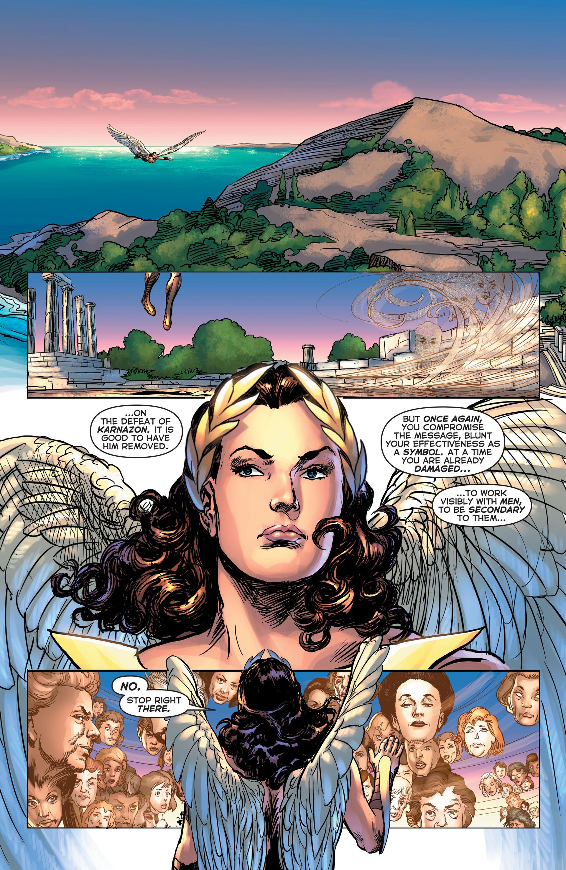 Read online Astro City comic -  Issue #10 - 18