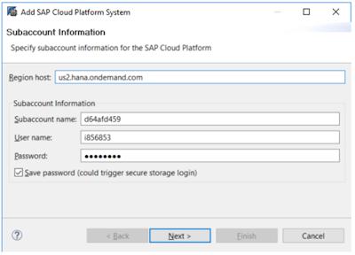 SAP HANA Studio, SAP HANA Guides, SAP Analytics Cloud, SAP Cloud Paltform