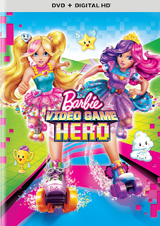Barbie: Video Game Hero [2017] [DVD5] [Latino]