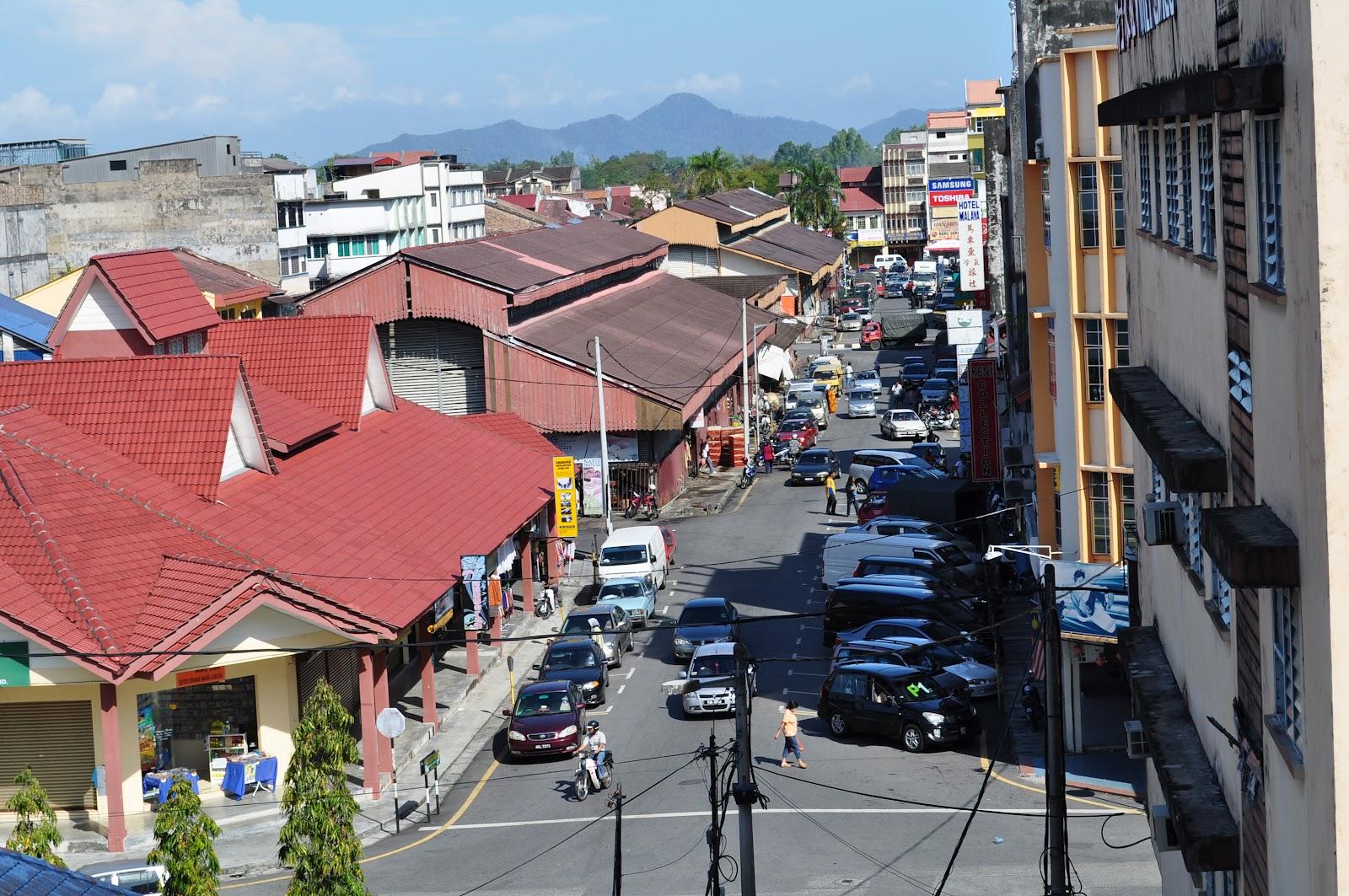 Wongtee Taiping Wet Market