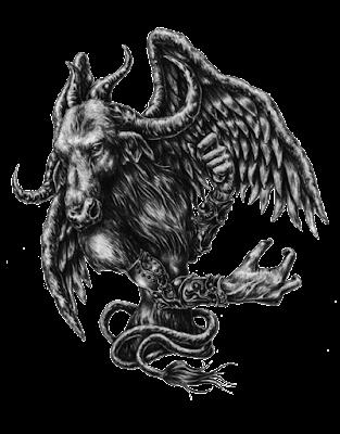 zagan, daemon, goetia, demonologia, ocultismo