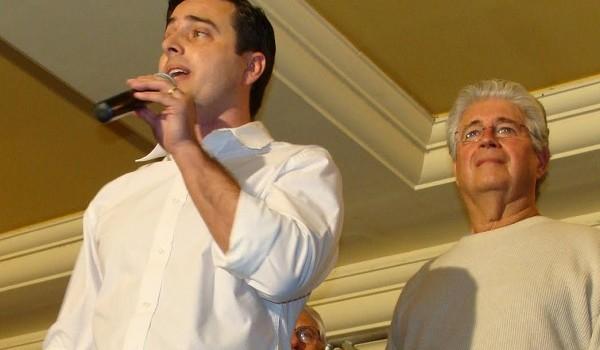 João Arruda é candidato ao Governo do Estado e afirma que vencerá as eleições