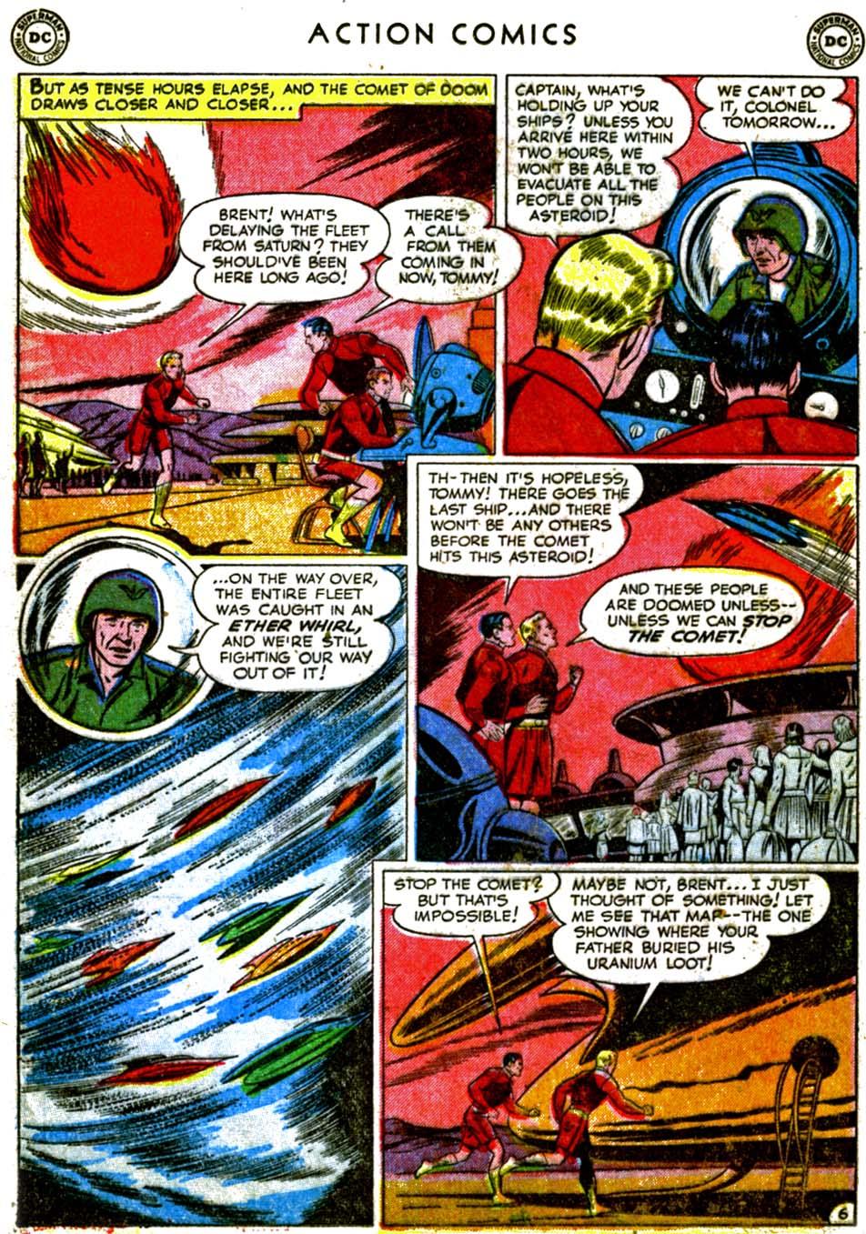 Action Comics (1938) 161 Page 21