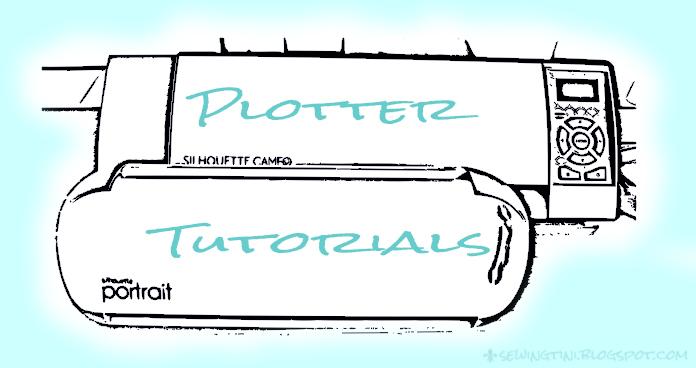 Tinis Plotter Tutorials - Folge 11 - Strassvorlagen zweckentfremdet