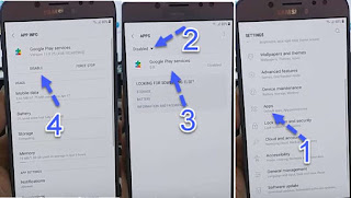 BYPASS PIN Google Account Samsung Galaxy Note 7