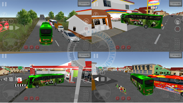 Game Bus Simulator Indonesia Apk Full Android