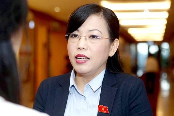 Đại biểu Nguyễn Thanh Hải
