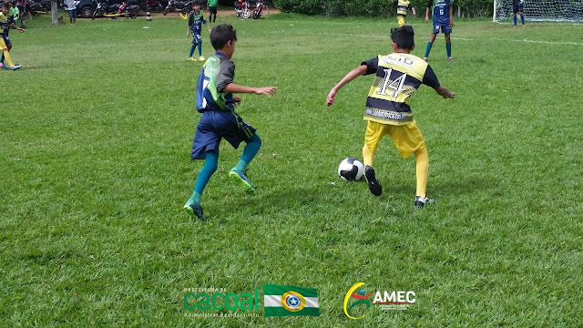 Campeonatos fortalecem as categorias de base de Cacoal