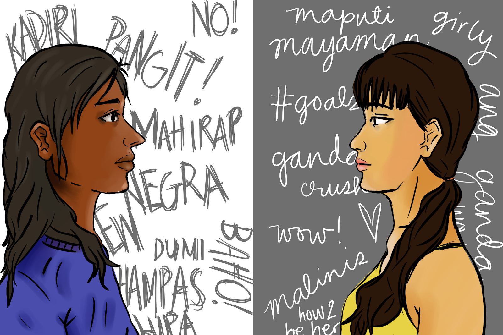 Opinion: The Dark Truth About Colorism | Ang Aninag Online