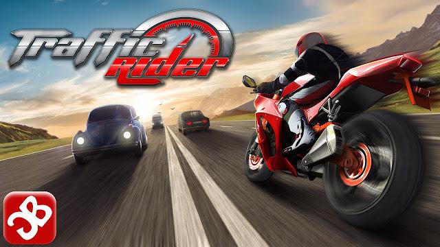 آخر إصدار للعبة Traffic Rider مهكرة كاملة للأندرويد