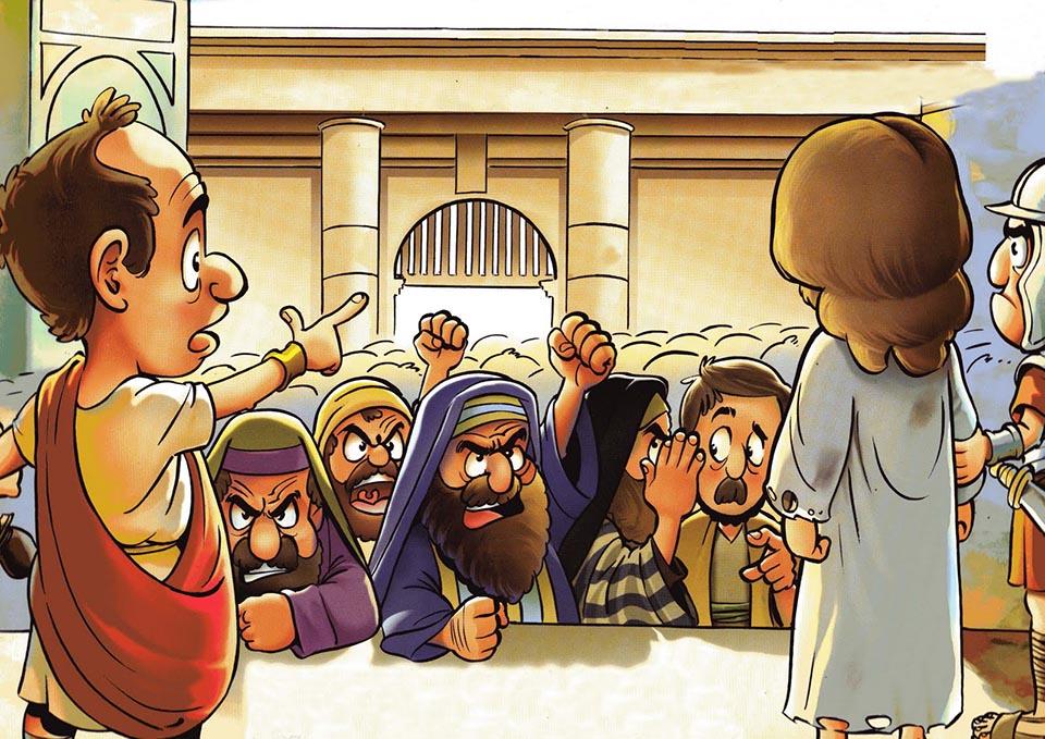 Jesús o Barrabás