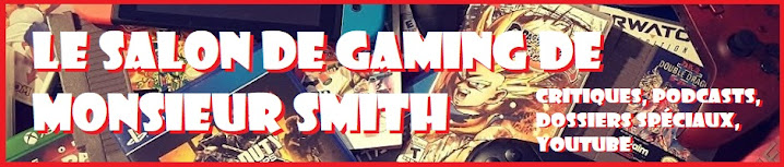 Le Salon de Gaming de Monsieur Smith