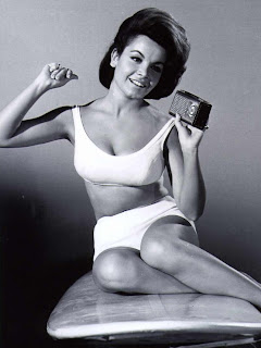 Annette Funicello bathing suit