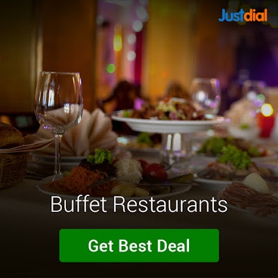 buffet restaurants in Bangalore