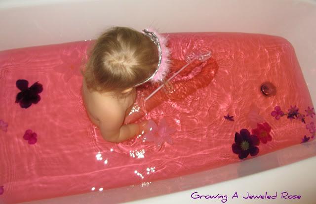 Themed Sensory baths for kids
