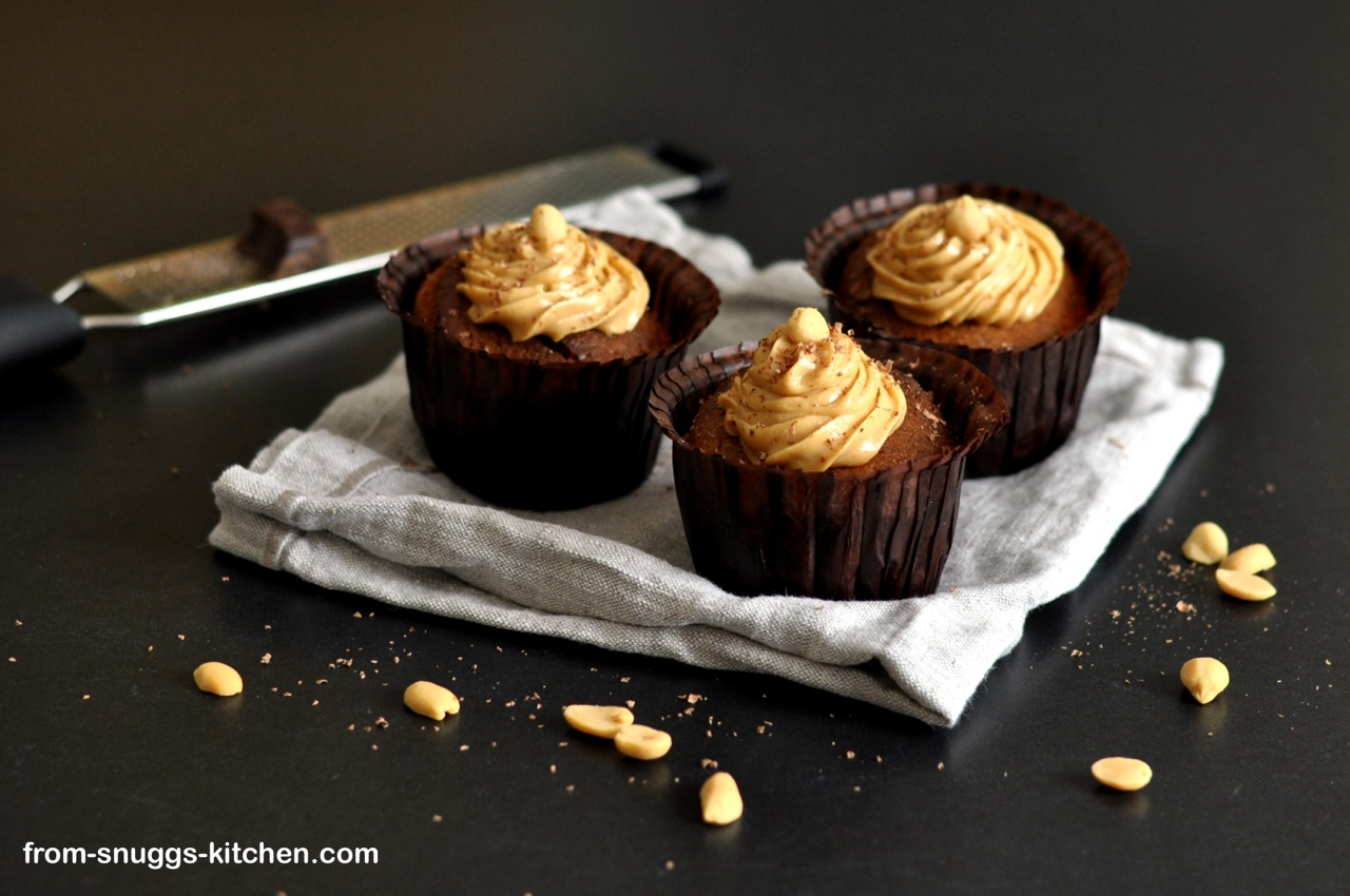 Peanutbutter-Cupcakes