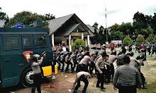 Persiapan Amankan Pilkada, Kepolisian Resort Sekadau Laksanakan Sispam