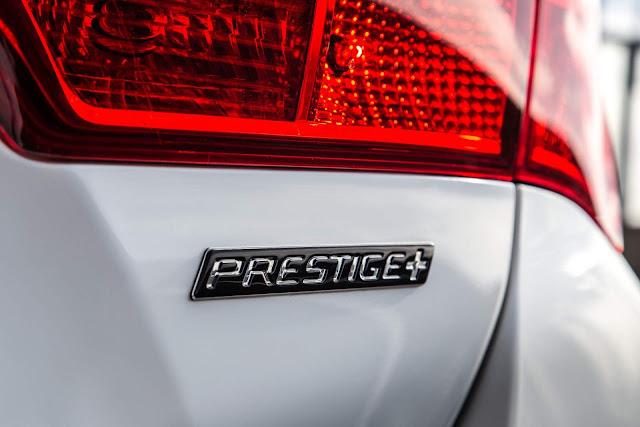 Toyota Corolla Prestige+