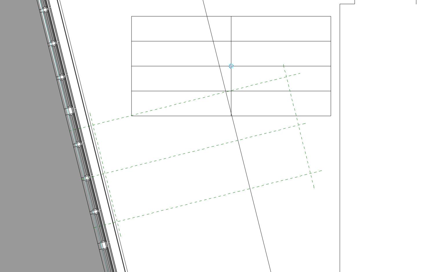 Cad Rants Revit Don T Rotate Sloped Glazings