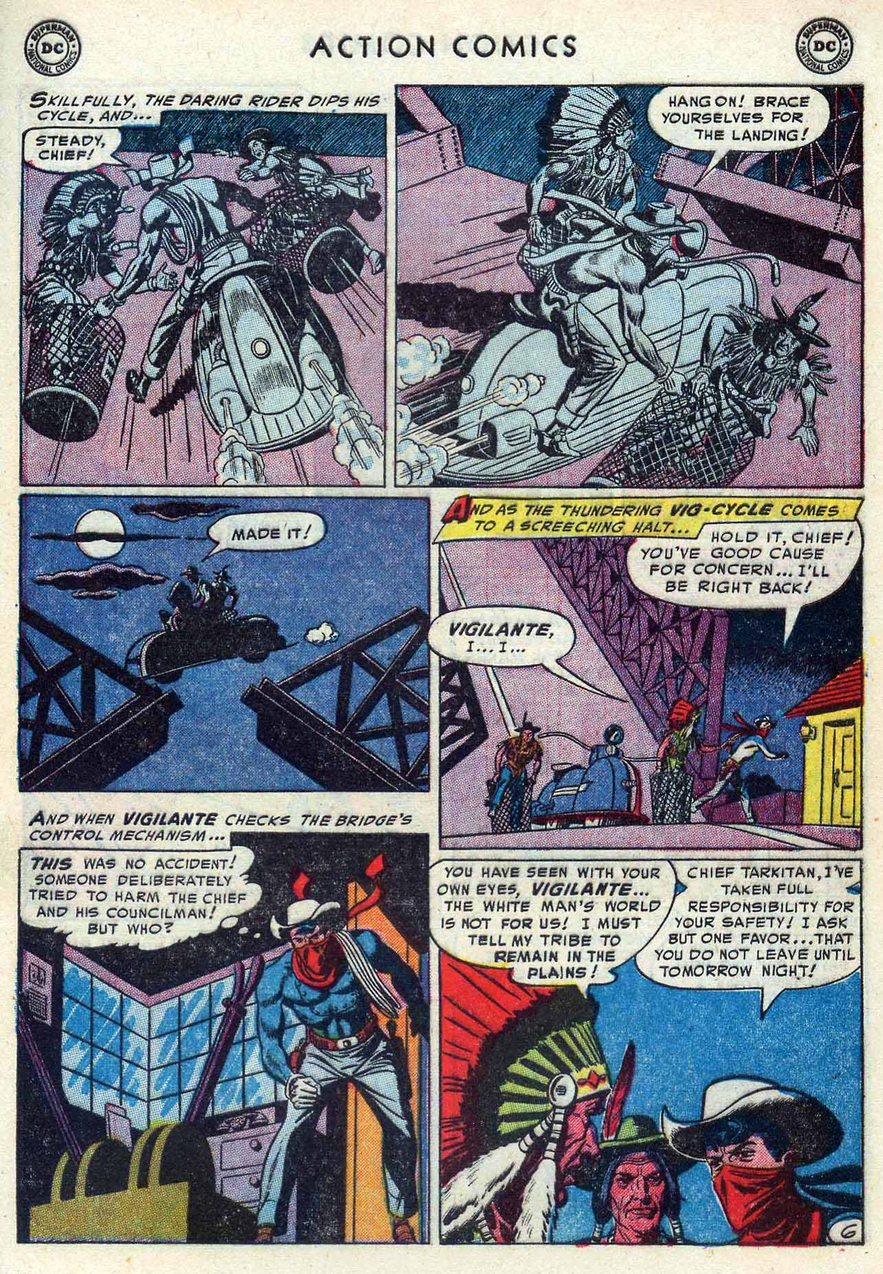 Action Comics (1938) 190 Page 38