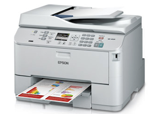 Epson WorkForce Pro WP-4520 Drivers Free Download - Win, Mac