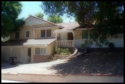 The original location for the horror classic BOARDINGHOUSE (1982), located at 20950 Ave San Luis, in Woodland Hills, California