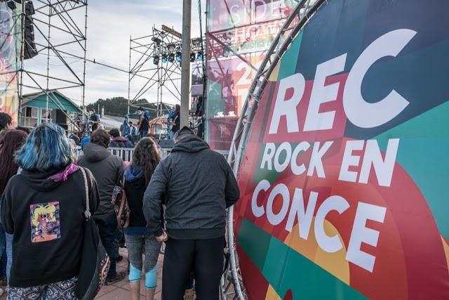 La maldita Primavera: Sideshow de Festival REC se traslada a la Tortuga por eventual lluvia