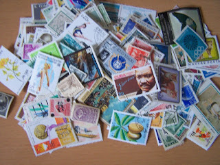 500 MIXED WORLD STAMPS,MOSTLY DIFFERENT,EXCELLENT
