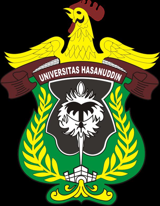 Logo Unhas ( Universitas Hasanuddin) Makassar - ROEL CIPTA