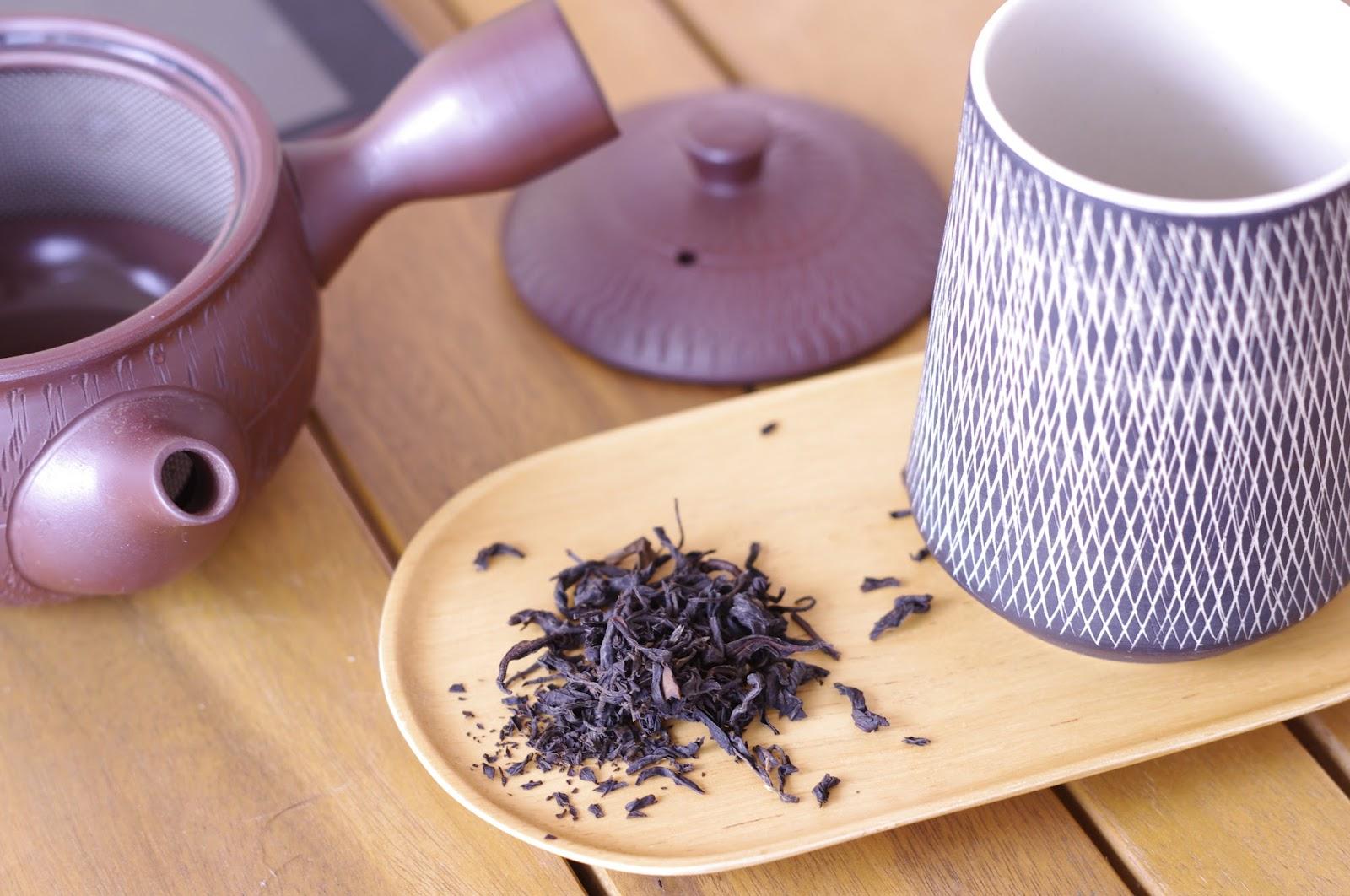 savourer le th test what cha georgia tamaz 39 s tiny tea factory black tea. Black Bedroom Furniture Sets. Home Design Ideas