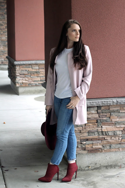 nordstrom rack blush jacket