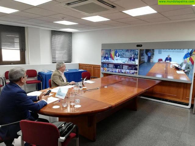 Rodríguez defiende los tests en origen para garantizar la seguridad sanitaria aérea