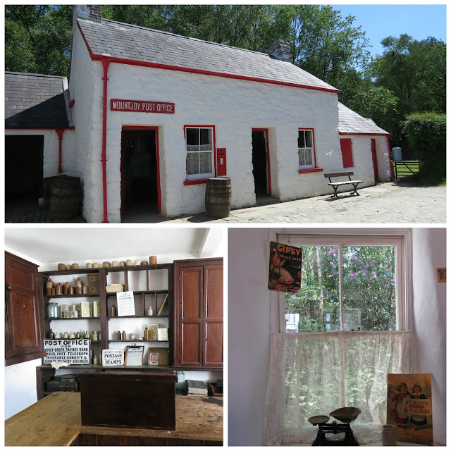 Ulster American Folk Park, Omagh, County Tyrone