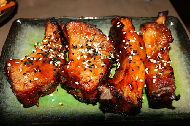Veda - Calcutta Pork Ribs