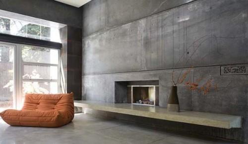 betongtapet fototapet betongvägg fondtapet