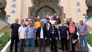 Melihat Kehidupan Muslim China di Sichuan, Masjid Huangcheng dan Harmoni di Kota Chengdu