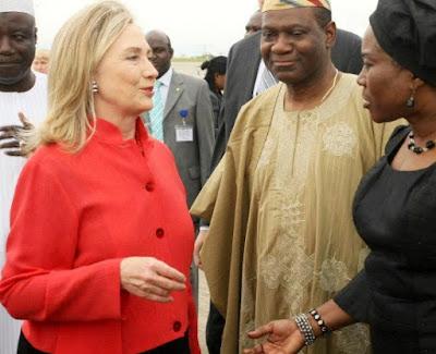 hillary clinton nigerians