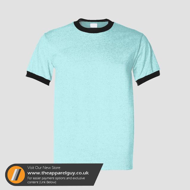 Mockups PSD ropa para camiseta