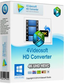 4Videosoft HD Converter 5.3.18