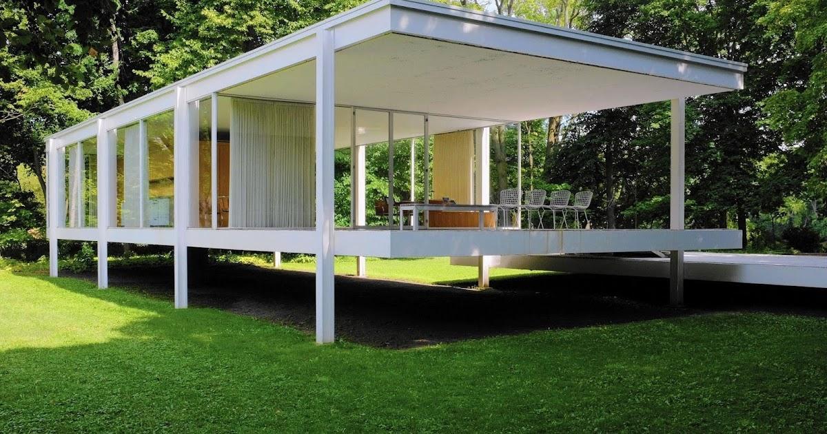 Genevieve Blons Arts 169 Villa Farnsworth Analyse Bts