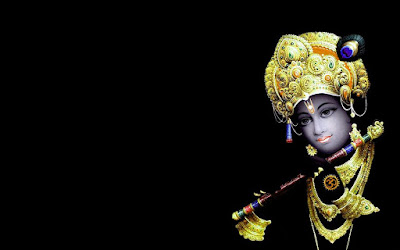 Happy Janmashtami  krishna hd desktop background for free