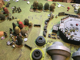 Rebels and Stormtroopers cause heavy casualties on each other
