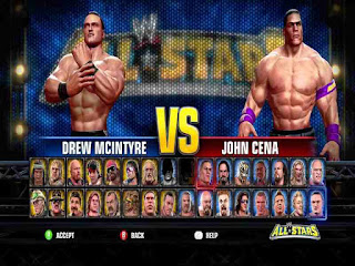 WWE All Stars Game Download Highly Compressed