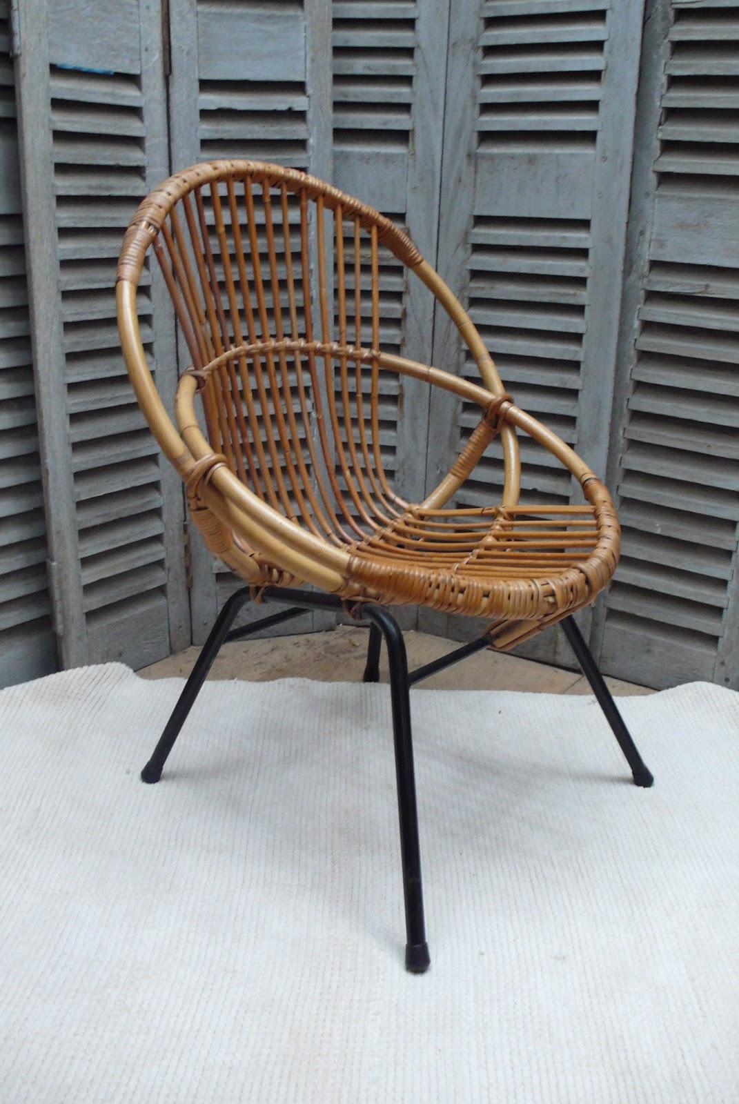 Fauteuil Bambou - Fauteuil bambou