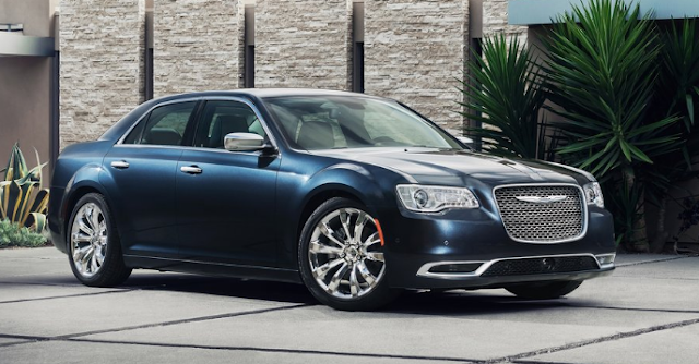 2018 Chrysler 300 Changes