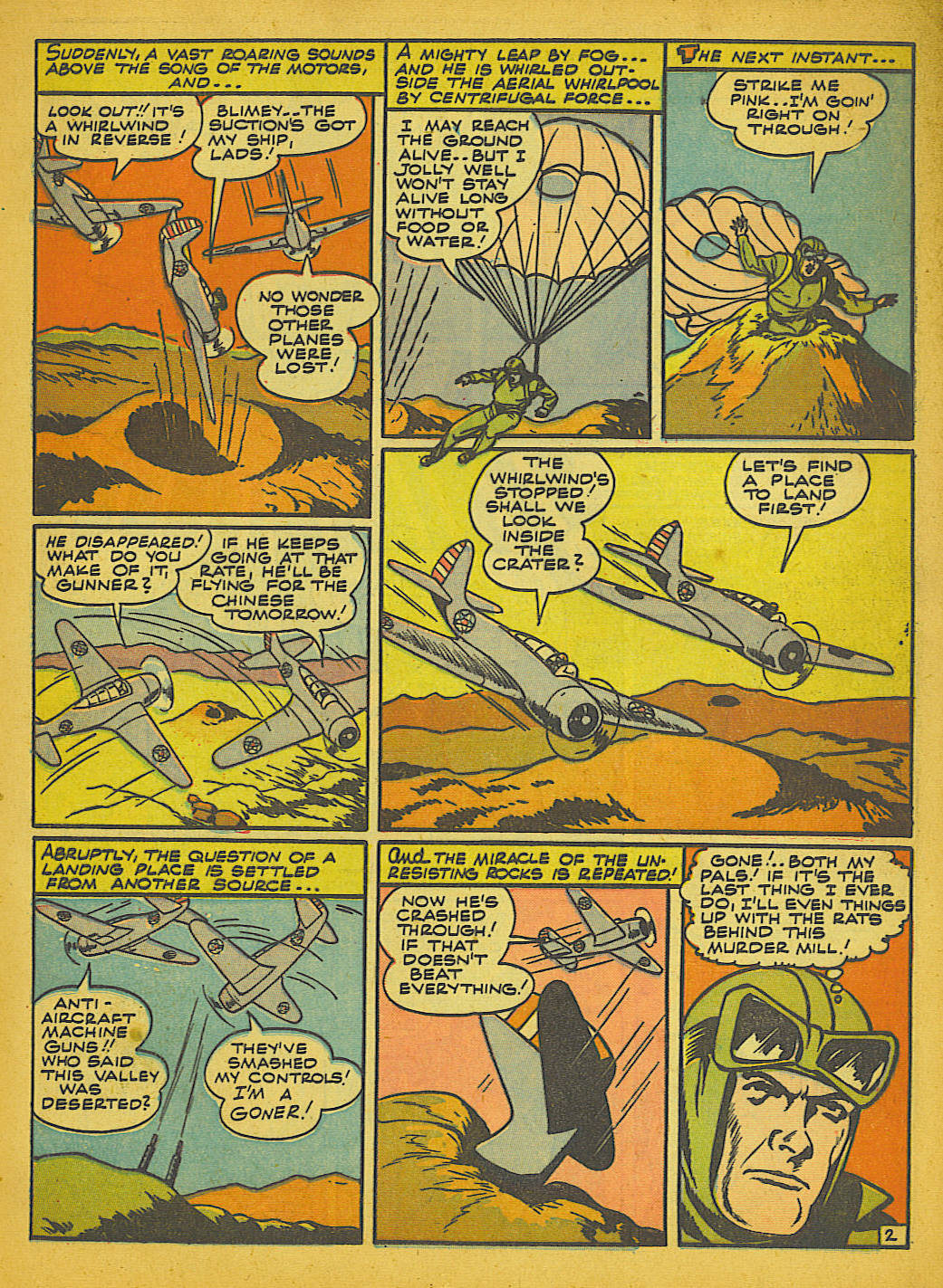 Read online Action Comics (1938) comic -  Issue #51 - 34