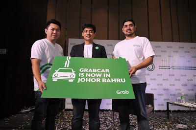 Grabcar driver registration online di Johor Bahru