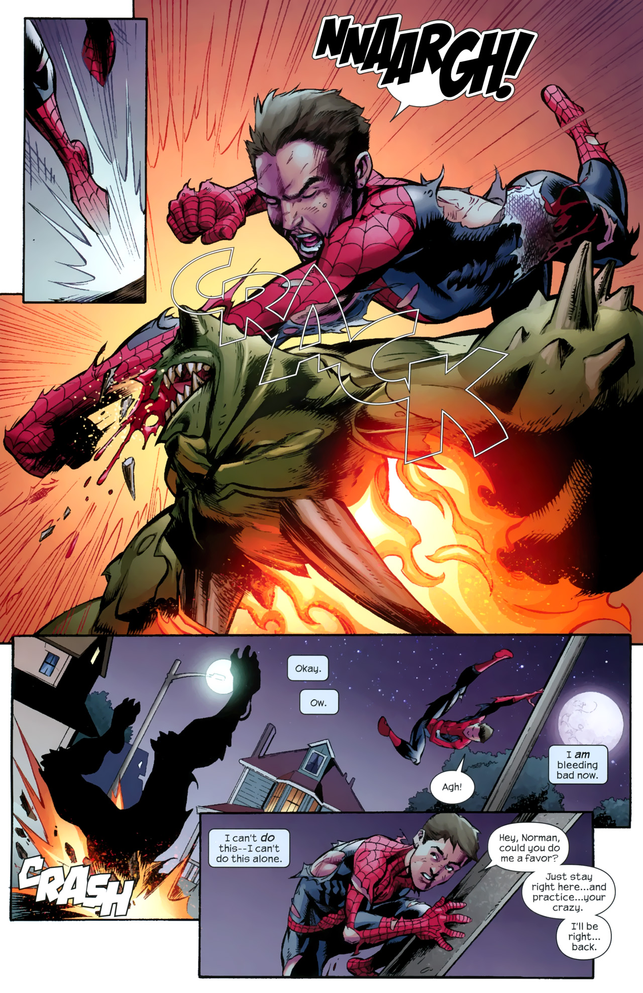 Read online Ultimate Spider-Man (2009) comic -  Issue #160 - 13