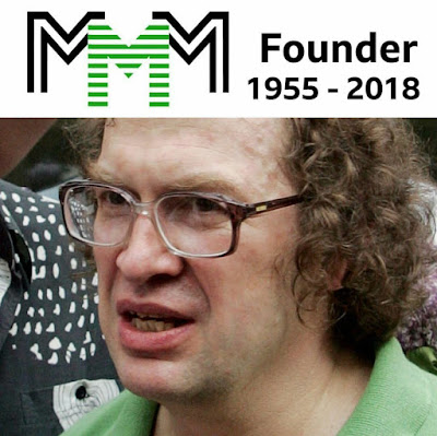 BREAKING: MMM founder Sergey Mavrodi dies of heart attack In Russia