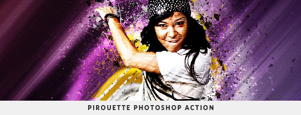 Painting 2 Photoshop Action Bundle - 101